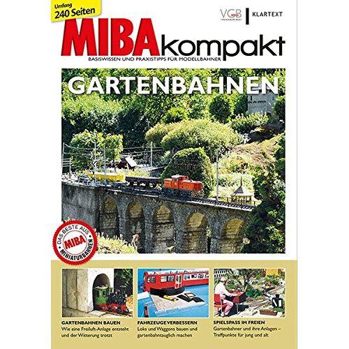 MIBAkompakt - Gartenbahnen - Preis vom 09.09.2020 04:54:33 h