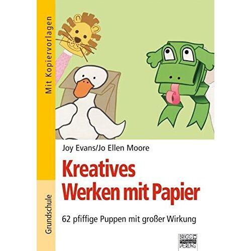 Joy Evans - Kreatives Werken mit Papier - Preis vom 21.10.2020 04:49:09 h