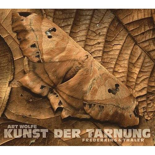Art Wolfe - Kunst der Tarnung - Preis vom 15.01.2021 06:07:28 h