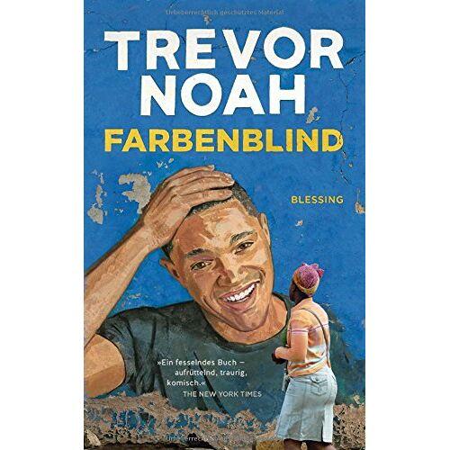 Trevor Noah - Farbenblind - Preis vom 18.04.2021 04:52:10 h
