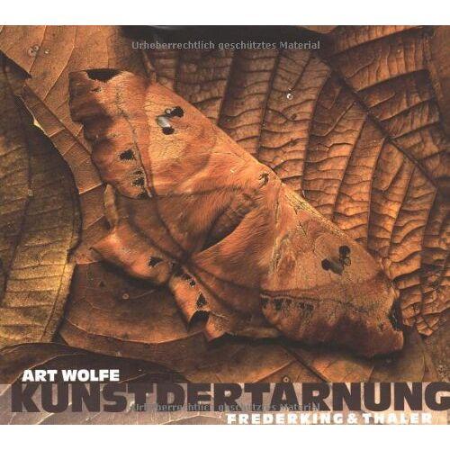 Art Wolfe - Kunst der Tarnung - Preis vom 16.04.2021 04:54:32 h