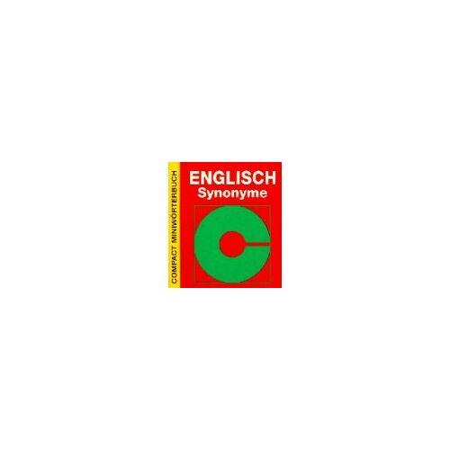 - Englisch Synonyme - Preis vom 20.10.2020 04:55:35 h