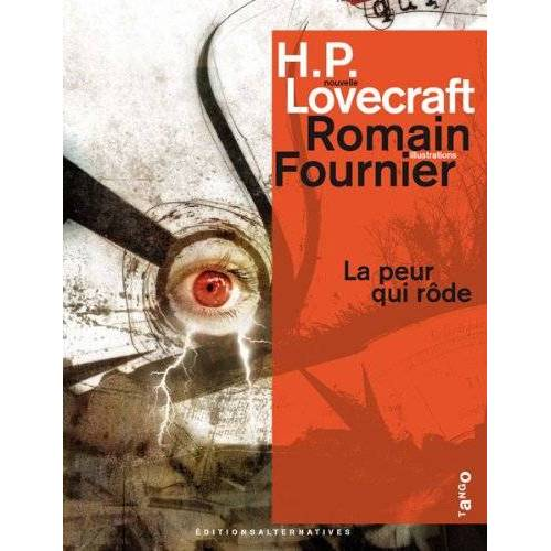 Lovecraft, H. P. - La peur qui rôde - Preis vom 24.06.2020 04:58:28 h