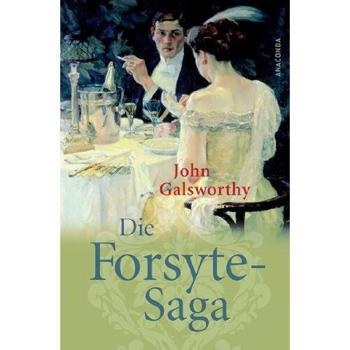 John Galsworthy - Die Forsyte-Saga - Preis vom 28.02.2021 06:03:40 h