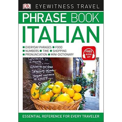 DK - Eyewitness Travel Phrase Book Italian (DK Eyewitness Travel Phrase Books) - Preis vom 29.10.2019 06:04:20 h