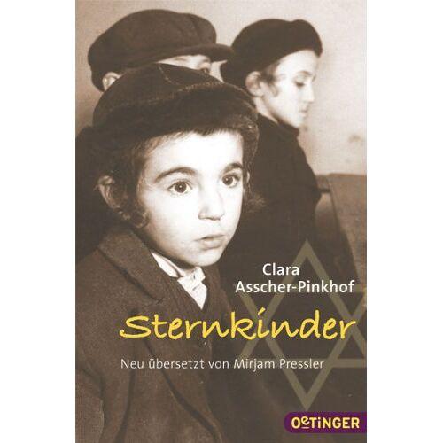 Clara Asscher-Pinkhof - Sternkinder - Preis vom 18.10.2020 04:52:00 h