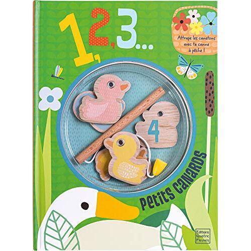 - 1,2,3...petits canards - Preis vom 15.05.2021 04:43:31 h