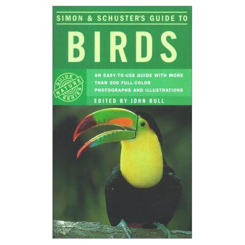 Simon & Schuster - Simon & Schuster's Guide to Birds (Fireside Books (Holiday House)) - Preis vom 18.05.2020 04:55:53 h