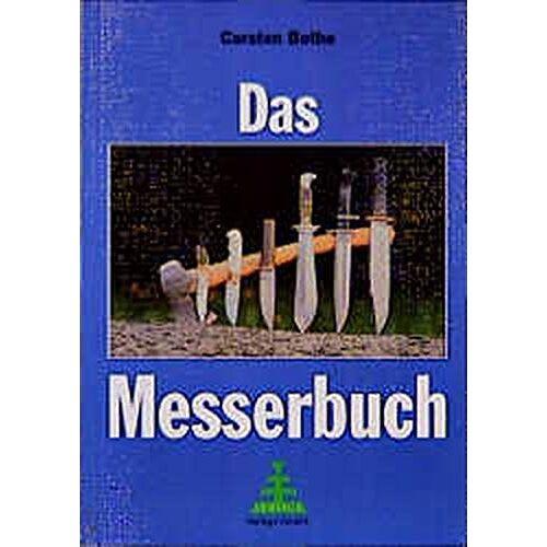 Carsten Bothe - Das Messerbuch - Preis vom 21.10.2020 04:49:09 h