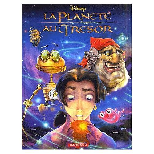 Disney - La planète au trésor (Walt Disney) - Preis vom 20.10.2020 04:55:35 h