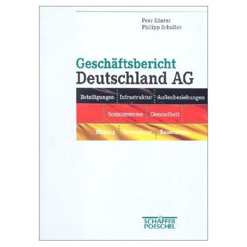 Peer Ederer - Geschäftsbericht Deutschland AG - Preis vom 26.01.2020 05:58:29 h