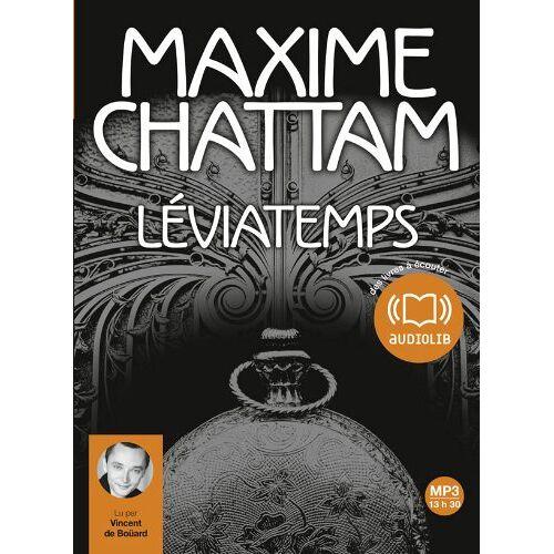 Maxime Chattam - Leviatemps - Preis vom 05.10.2020 04:48:24 h