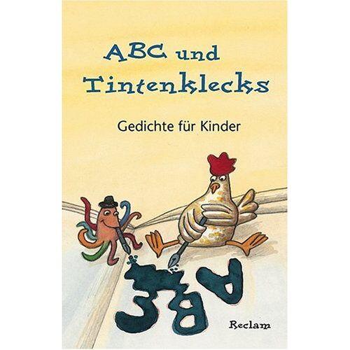 - ABC und Tintenklecks Gedichte für Kinder - Preis vom 18.04.2021 04:52:10 h