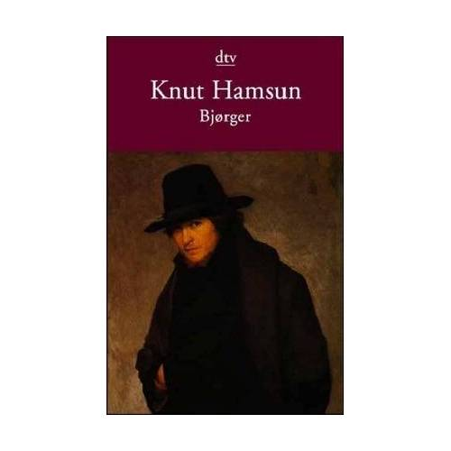 Knut Hamsun - Bjoerger. - Preis vom 09.05.2021 04:52:39 h