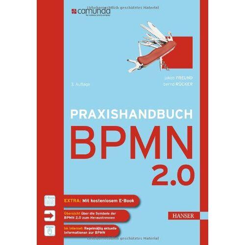 Jakob Freund - Praxishandbuch BPMN 2.0 - Preis vom 08.05.2021 04:52:27 h