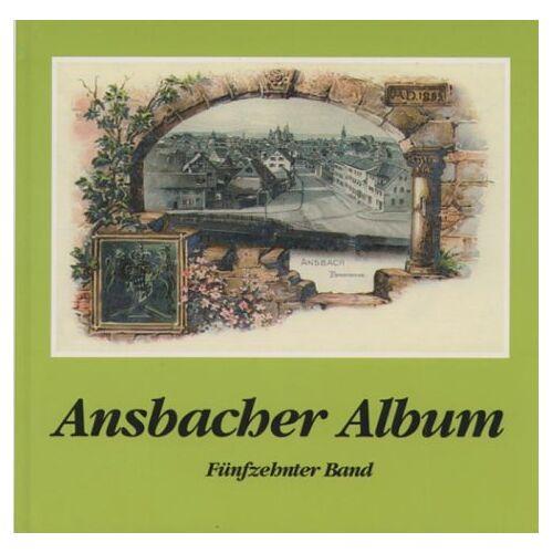 Hartmut Schötz - Ansbacher Album, Bd. 15 - Preis vom 05.09.2020 04:49:05 h