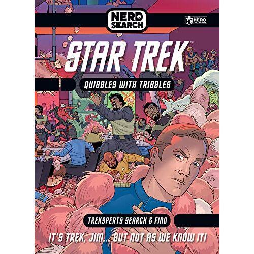 Glenn Dakin - Star Trek Nerd Search: Quibbles with Tribbles - Preis vom 18.04.2021 04:52:10 h