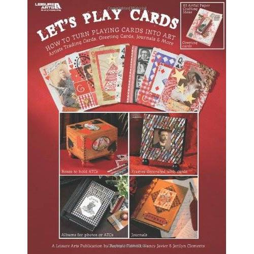 Leisure Arts - Let's Play Cards (Leisure Arts #3935) - Preis vom 22.04.2021 04:50:21 h