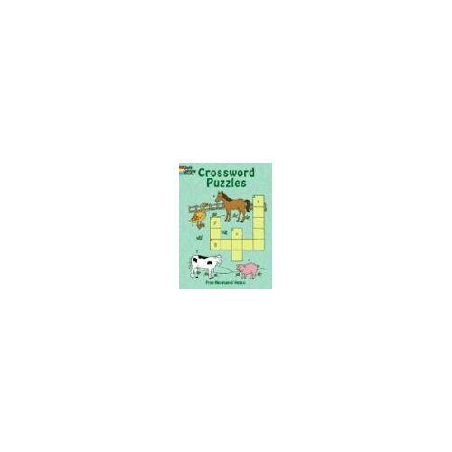 Fran Newman-D'Amico - CROSSWORD PUZZLES (Dover Children's Activity Books) - Preis vom 27.02.2021 06:04:24 h