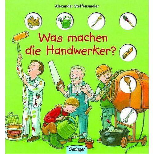 Alexander Steffensmeier - Was machen die Handwerker? - Preis vom 14.12.2019 05:57:26 h