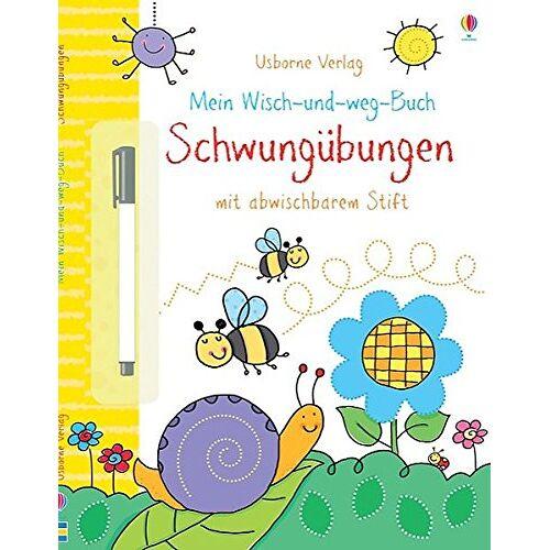Sam Smith - Mein Wisch-und-weg-Buch: Schwungübungen: mit abwischbarem Stift - Preis vom 13.05.2021 04:51:36 h