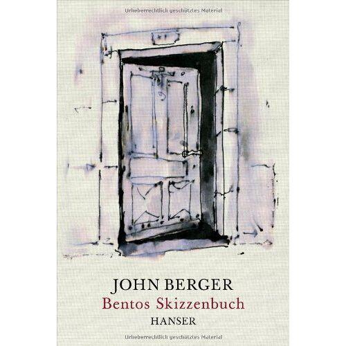 John Berger - Bentos Skizzenbuch - Preis vom 31.03.2020 04:56:10 h