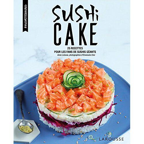 - Sushi cake : 25 recettes pour les fans de sushis géants - Preis vom 04.09.2020 04:54:27 h