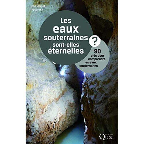 Jean Margat - Les eaux souterraines sont elles éternelles ? 90 clés pour comprendre les eaux souterraines - Preis vom 18.10.2020 04:52:00 h