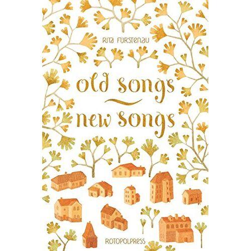 Rita Fürstenau - Old Songs - New Songs - Preis vom 19.10.2020 04:51:53 h