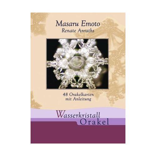 Masaru Emoto - Wasserkristall Orakel - Preis vom 09.08.2020 04:47:12 h
