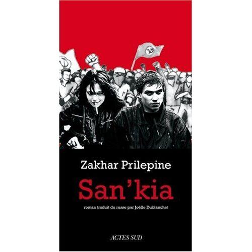 Zakhar Prilepine - San'kia - Preis vom 20.10.2020 04:55:35 h