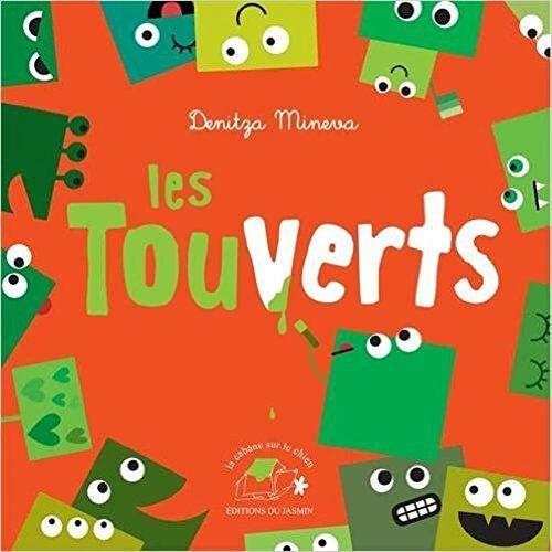 Denitza Mineva - Les Touverts (Karé) - Preis vom 21.10.2020 04:49:09 h