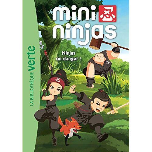 - Mini Ninjas, Tome 7 : Ninjas en danger ! - Preis vom 12.05.2021 04:50:50 h