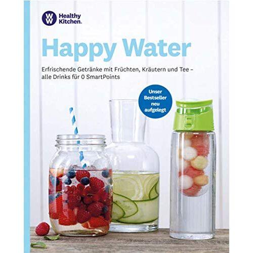 Weight Watchers / WW - Happy Water Kochbuch von Weight Watchers 2020 - Preis vom 14.01.2021 05:56:14 h