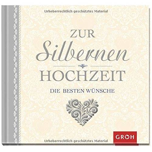 Ellen Sonntag - Zur silbernen Hochzeit die besten Wünsche - Preis vom 22.01.2020 06:01:29 h