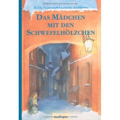 Andersen, Hans Christan - Das Mädchen mit den Schwefelhölzchen - Preis vom 28.02.2021 06:03:40 h