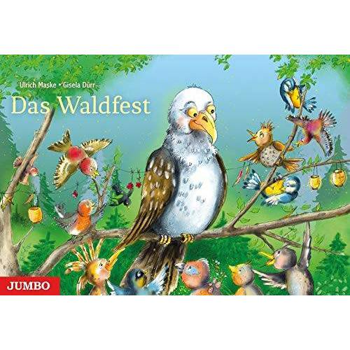 Ulrich Maske - Das Waldfest - Preis vom 24.02.2021 06:00:20 h