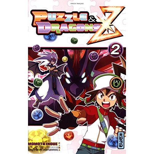 Momota Inoue - Puzzle & Dragons Z, Tome 2 : - Preis vom 20.01.2021 06:06:08 h