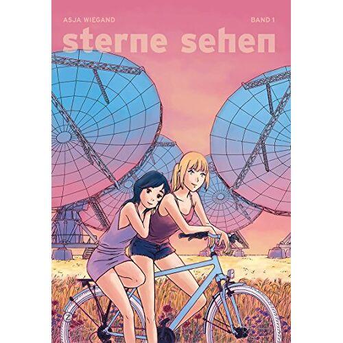 Asja Wiegand - sterne sehen - Preis vom 18.04.2021 04:52:10 h