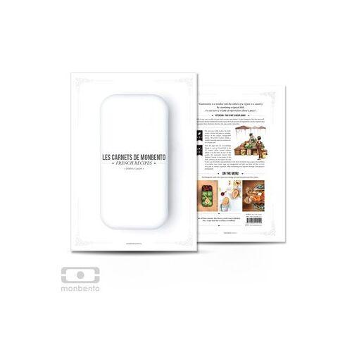 - Monbento Les carnets de Recettes Françaises EN - Preis vom 08.05.2021 04:52:27 h