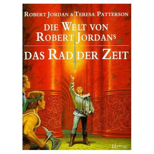 Robert Jordan - Die Welt von Robert Jordans 'Das Rad der Zeit'. - Preis vom 17.04.2021 04:51:59 h