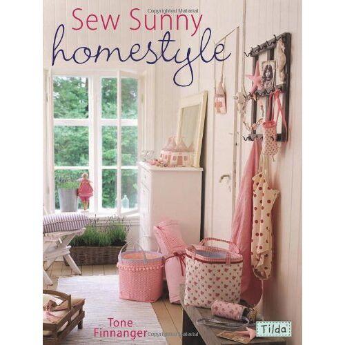 Tone Finnanger - Sew Sunny Homestyle - Preis vom 03.04.2020 04:57:06 h
