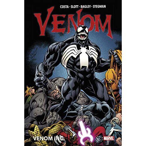 Collectif - Venom T02 : Venom Inc. - Preis vom 27.02.2021 06:04:24 h