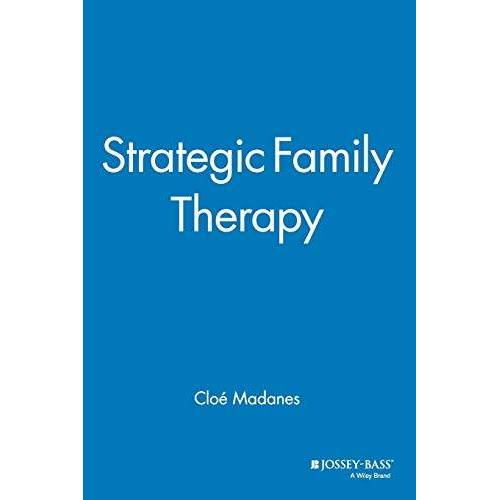 Cloe Madanes - Strategic Family Therapy (Jossey-Bass Social and Behavioral Science) - Preis vom 28.10.2020 05:53:24 h