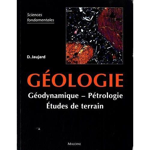 D Jaujard - Géologie - Preis vom 12.05.2021 04:50:50 h