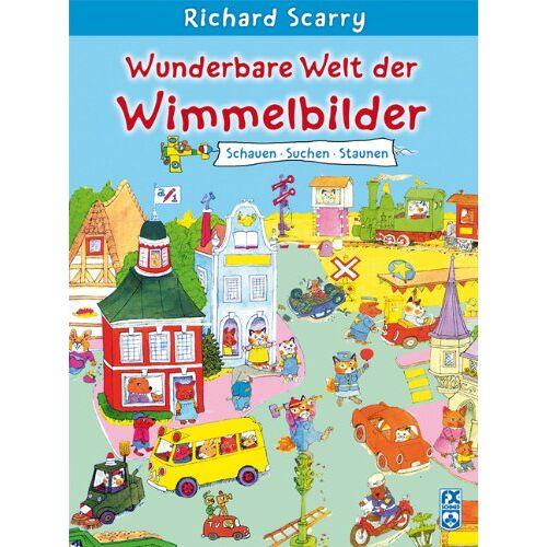 - Wunderbare Welt der Wimmelbilder - Preis vom 22.01.2020 06:01:29 h
