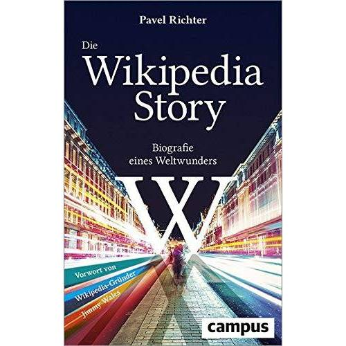 Pavel Richter - Die Wikipedia-Story: Biografie eines Weltwunders - Preis vom 18.04.2021 04:52:10 h
