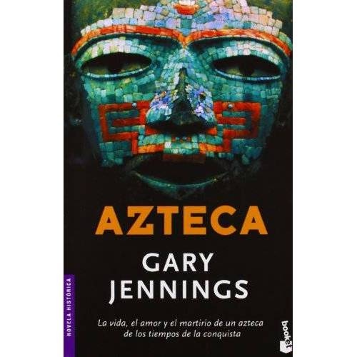 Gary Jennings - Azteca/aztec (Novela Historica) - Preis vom 21.01.2020 05:59:58 h