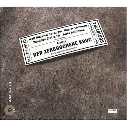 Heinrich von, Kleist von - Der zerbrochene Krug (MDR) - Preis vom 30.05.2020 05:03:23 h