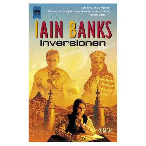 Iain Banks - Inversionen - Preis vom 05.03.2021 05:56:49 h